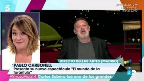 'Viva la vida': Mariano Rajoy pidió consejo a Pablo Carbonell para ser mejor actor