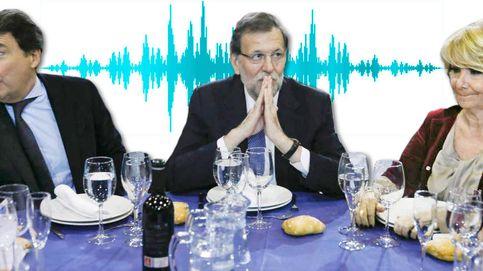 Los fantasmas de los audios de González: Rajoy, Cifuentes, Aguirre, Villar Mir...