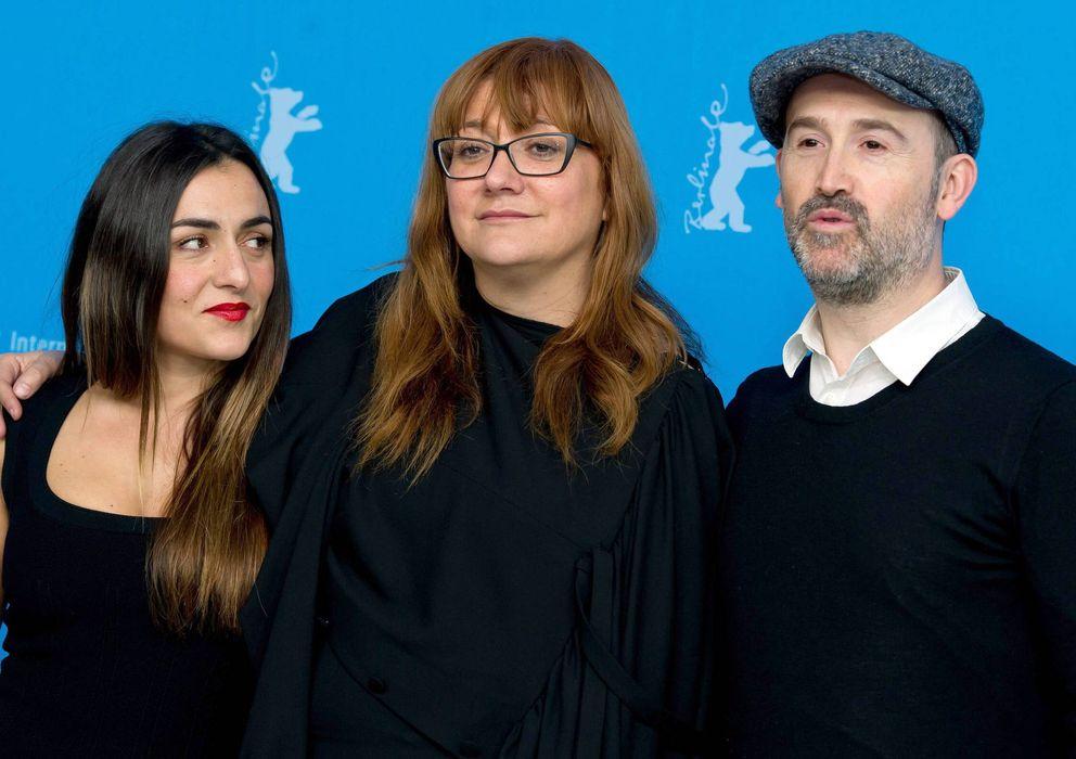 Foto: Isabel Coixet presentando en 2013 'Ayer no termina nunca' en la Sección Panorama del Festival de Berlín (EFE)