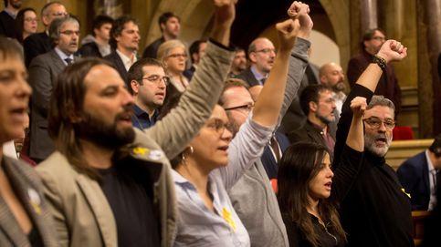 Sectores de la CUP plantean un boicot que paralizaría el Parlament