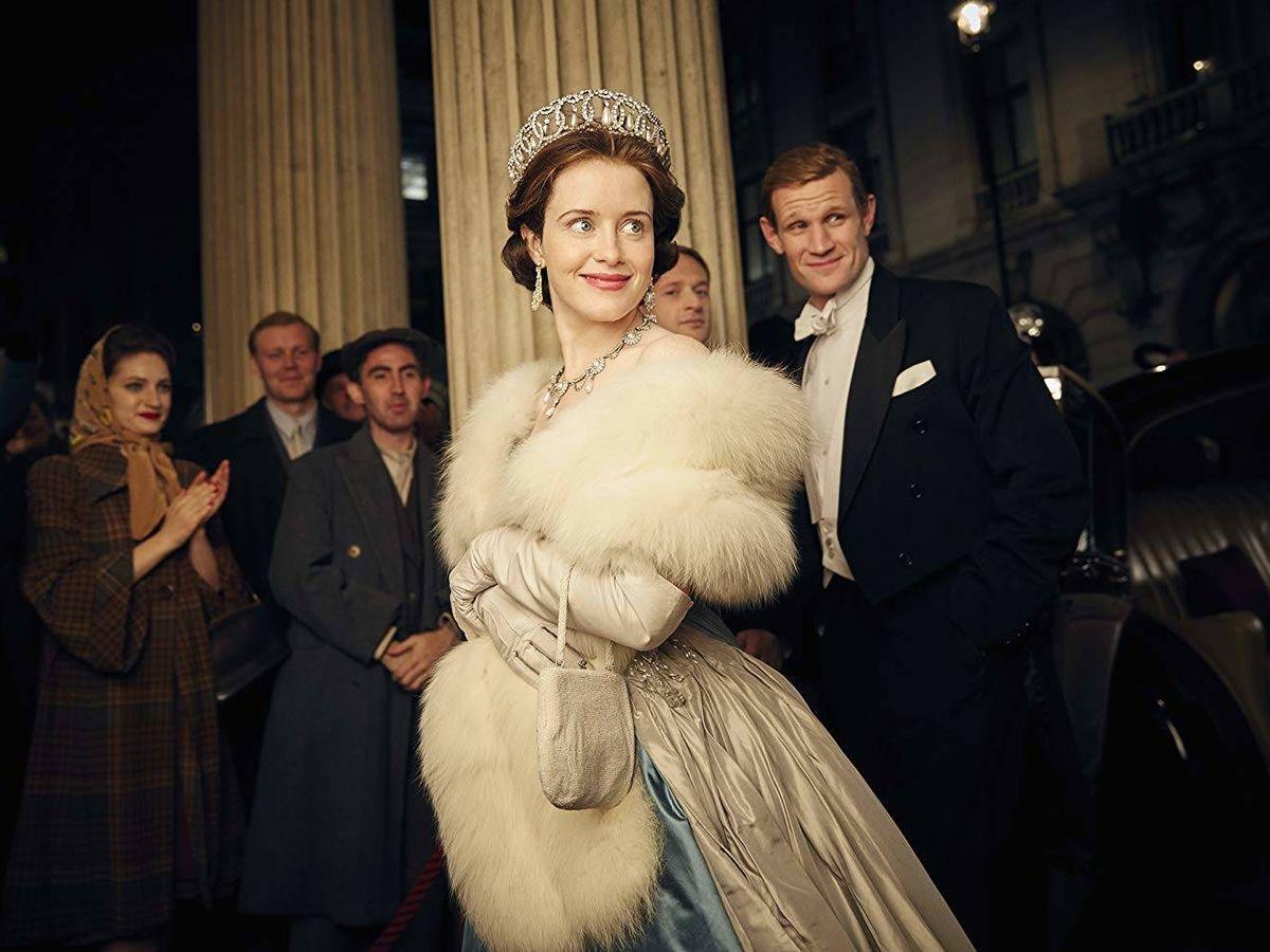 Foto: Claire Foy, como Isabel II de Inglaterra en 'The Crown'. (Netflix)