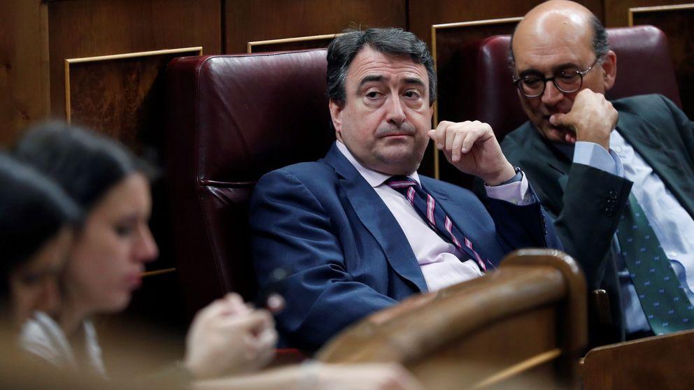Moción de censura | Los 5 del PNV que tienen el futuro de Rajoy en sus manos
