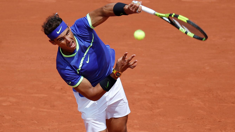 Nadal se planta en semifinales tras la retirada de Carreño por lesión