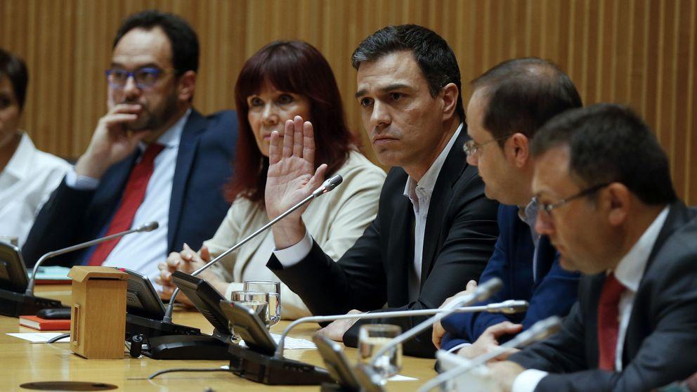 Sánchez no tira la toalla y pide a Iglesias in extremis que le deje gobernar