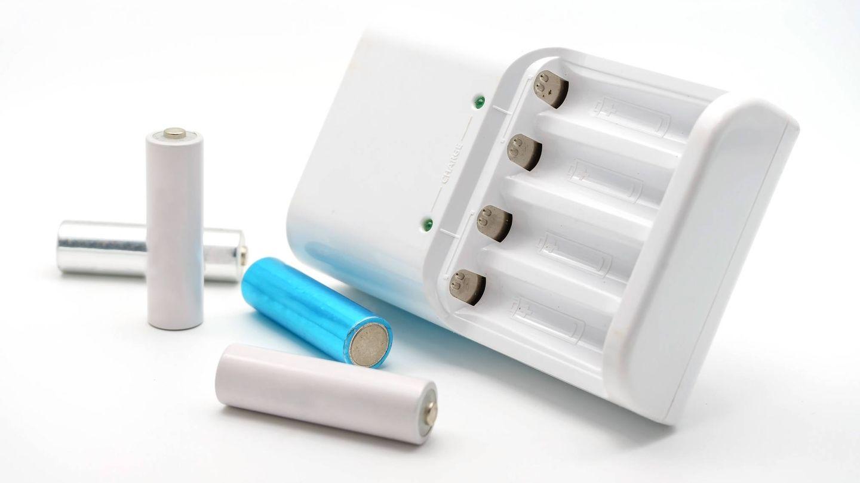 Baterías recargables. (IStock)