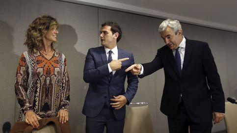 C's lanza a Garicano a la vicepresidencia de los liberales europeos