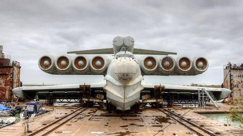 El último viaje del monstruo del Mar Caspio: el mítico Ekranoplan se va al museo