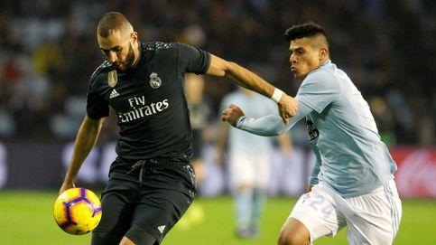 Real Madrid - Celta de Vigo en directo: resumen, goles y resultado
