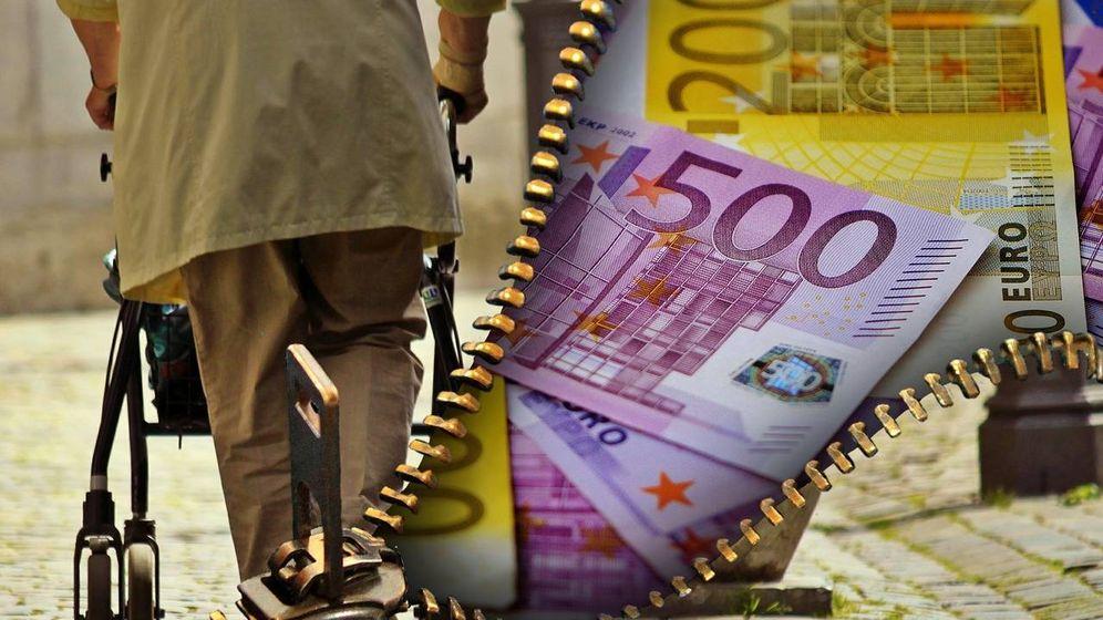 Foto: El Banco de España acaba de publicar un nuevo informe sobre la (in)sostenibilidad de nuestro sistema público de pensiones.