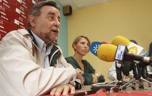 Dimite el secretario general de UGT-A, Fernández Sevilla