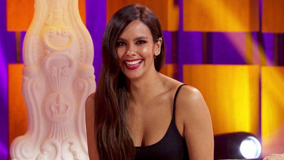 Foto: Cristina Pedroche en 'La noche de Rober'. (Antena 3)
