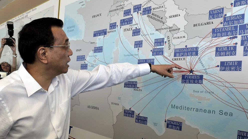 Pekín se compra Europa: la billetera china enfrenta al eje francoalemán vs. la periferia