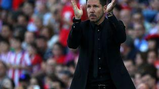 Simeone debería compaginar el Atlético con dirigir a la selección de Argentina