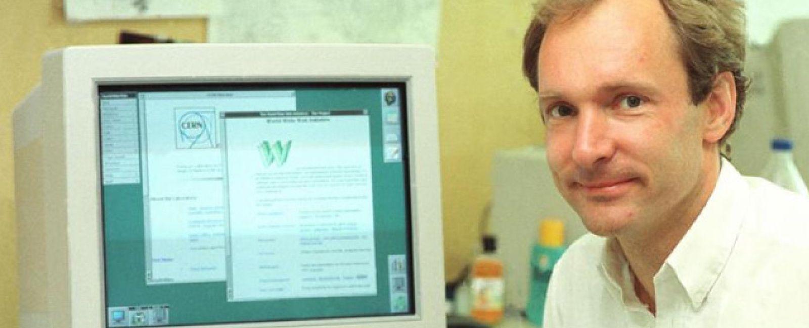 Foto: El CERN restaura la primera web para celebrar 20 años de internet