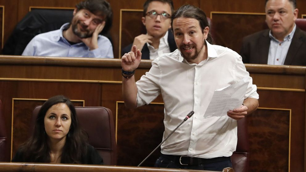 Pablo Iglesias: Estamos ante un conflicto que está gestionado por pirómanos