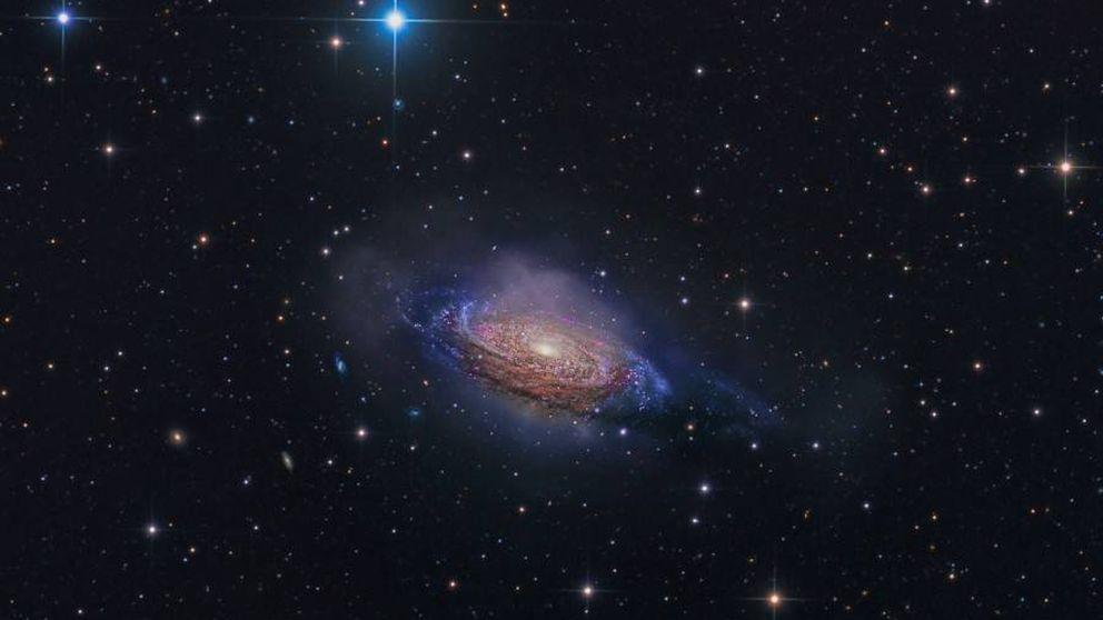 Galaxias, planetas y auroras: estas son las mejores imágenes de astronomía de 2018