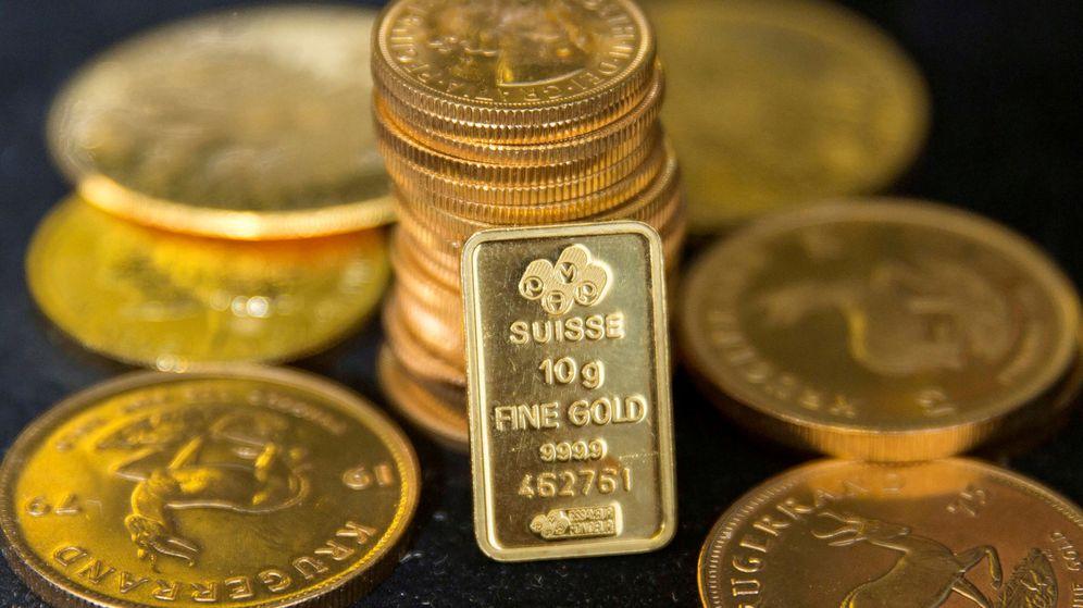 Foto: Monedas de oro. (Reuters)