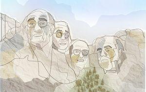 Los cuatro presidentes que han forjado la historia del banco central