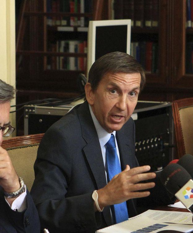 Foto: El fiscal superior de la Comunidad de Madrid, Manuel Moix. (EFE)