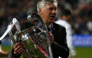 Como el Madrid, Ancelotti dejará de tener pesadillas con la Décima