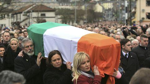 Funeral de Martin Mcguinness