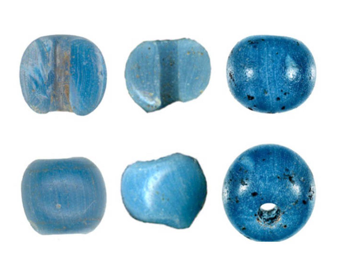 Foto: Las misteriosas piedras de Venecia halladas en Alaska. (American Antiquity)