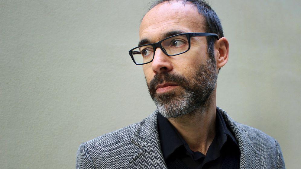 Foto: El escritor catalán Gabi Martínez (EFE)