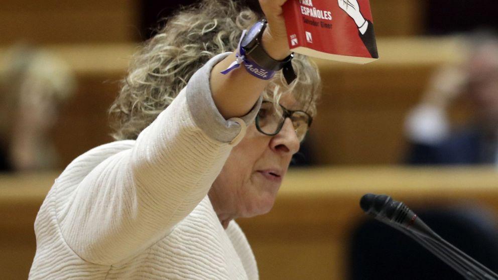 'Cataluña para españoles', el libro que ERC regaló a Rajoy en el Senado