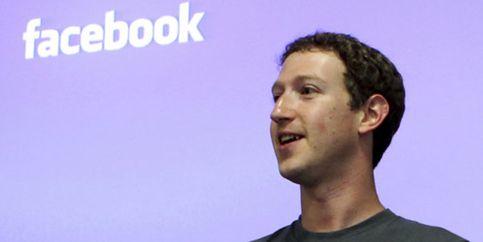 Foto: Facebook se enfrenta a una multa de 100.000 euros por guardar datos eliminados