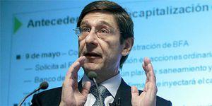 Foto: Bankia se carga al 'cuidador' de la acción en pleno ataque de Morgan Stanley