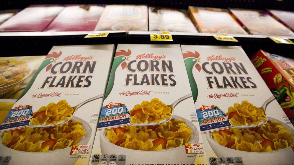 Foto: Cajas de Kellog´s en un supermercado. (Reuters)