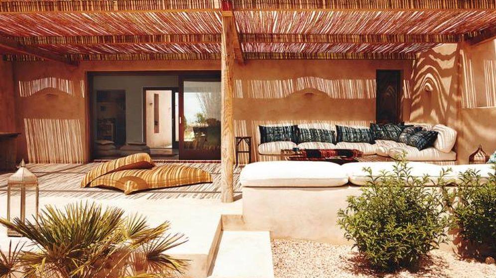 Foto: Un rincón de la casa de Eugenia Silva en Formentera. (Thesuitesresidences.com)