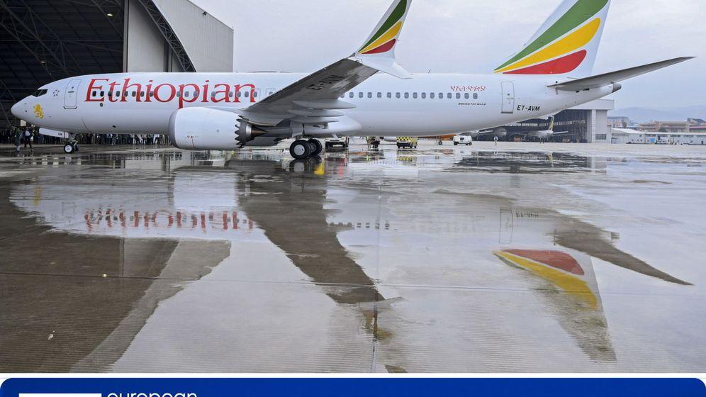 Foto: Un Boeing-737 de Ethiopian Airlines. (EPA)