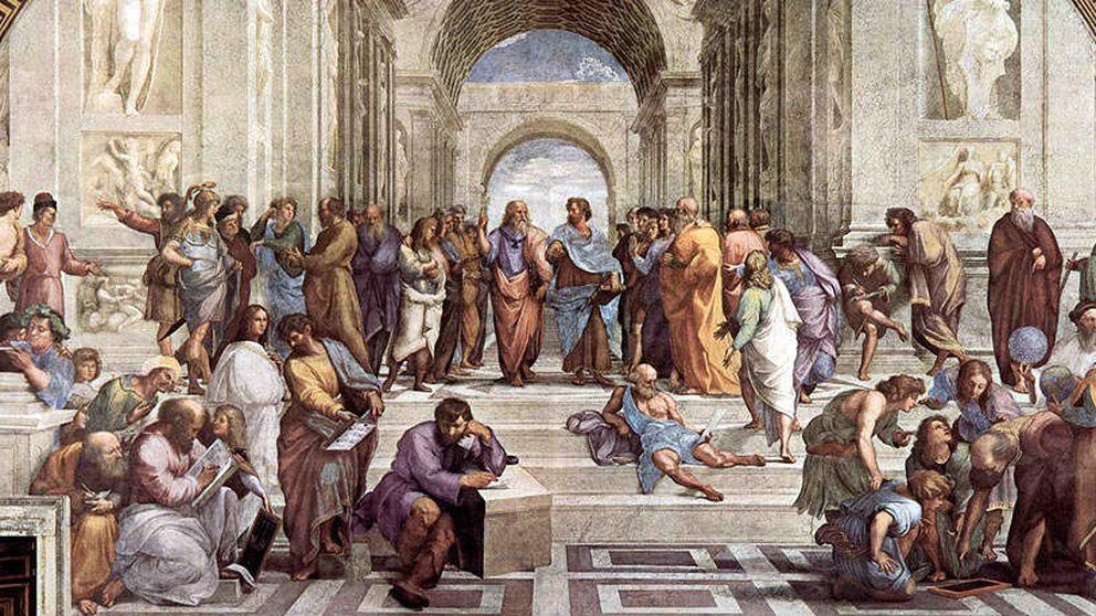 """""""Atenas era una oligarquía; eso es útil para comprender la política"""""""