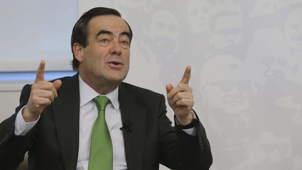 Foto:  El expresidente del Congreso José Bono, en una imagen de archivo. (Efe)