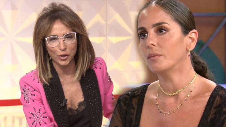 'Socialité': María Patiño dispara sin piedad (y por partida doble) contra Anabel Pantoja