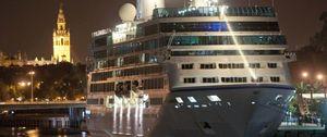Las reservas de cruceros en Europa aumentarán un 2% en 2013
