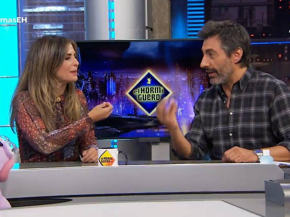 Foto: Nuria Roca y Juan del Val. (Atresmedia Televisión)