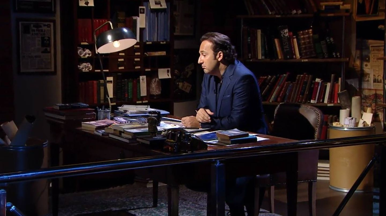 Iker Jiménez, en Cuarto Milenio. (Mediaset)