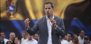 Post de Juan Guaidó celebra el