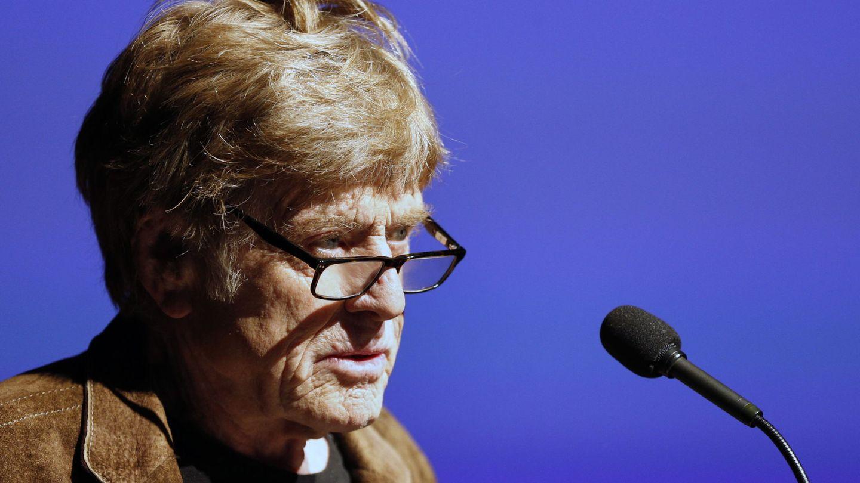 Robert Redford en enero del año pasado en el Festival de Sundance. (EFE)
