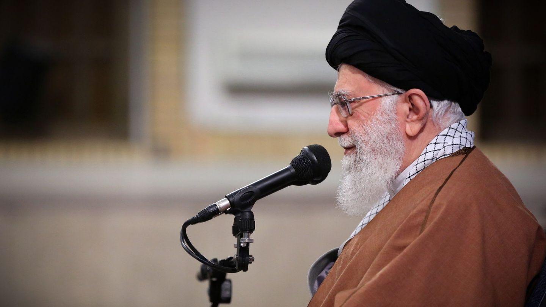 El líder supremo iraní, el ayatolá Alí Jameiní. (EFE)