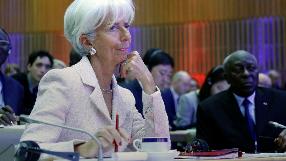 El FMI rebaja al 2,1% la previsión de crecimiento de España en 2017 por el Brexit