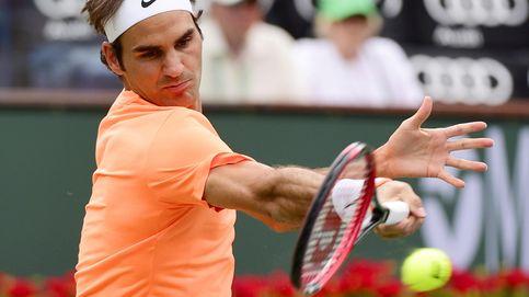 Federer gana rápido ante Chardy y Robredo no da opción a Granollers
