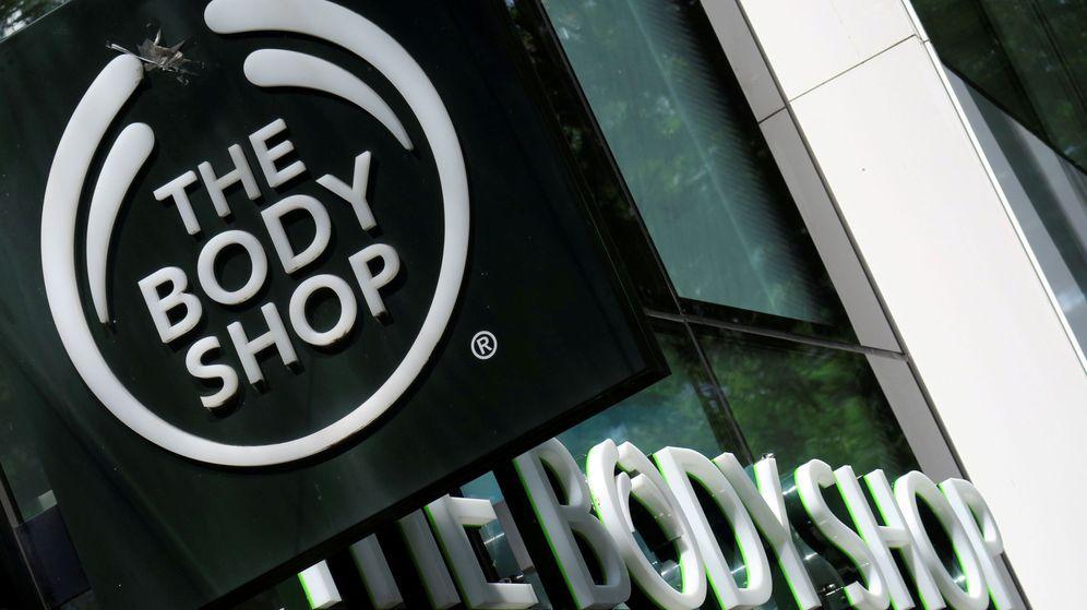 Foto: Tienda The Body Shop en Viena (Reuters)