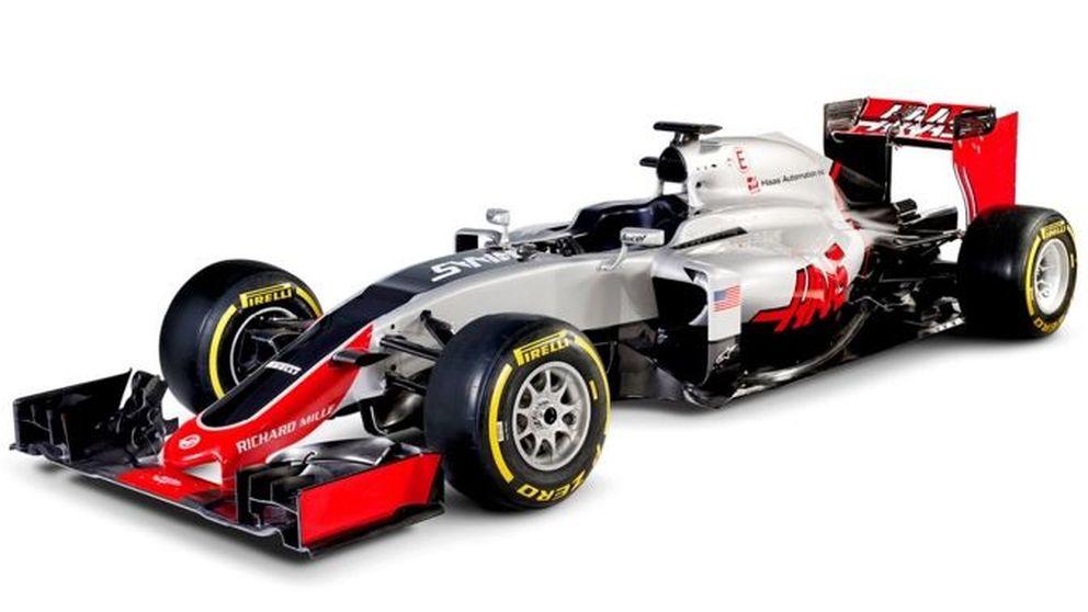 Haas: ¿un equipo genuinamente americano? Sí, aunque no tanto