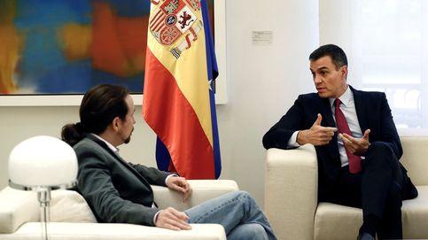 La comparecencia de Pedro Sánchez y Pablo Iglesias, en directo: sigue en 'streaming' el anuncio de preacuerdo de Gobierno