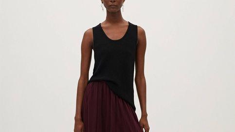 Esta falda plisada de Parfois revolucionará tu armario y tu figura