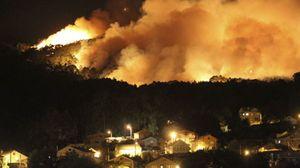 """Galicia y Extremadura se encuentran en riesgo """"muy elevado"""" de incendios"""