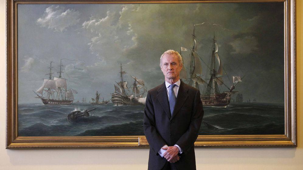 Foto: El ministro de Defensa, Pedro Morenés (EFE)